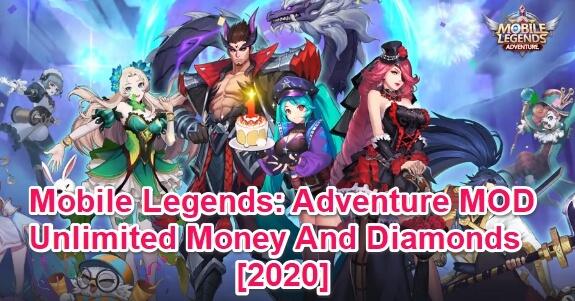 Mobile Legends Adventure Hack Ar Droiding